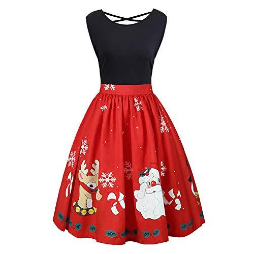 ODRD Clearance Sale [XL-5XL] Damen Kleider Kleid MäDchen -