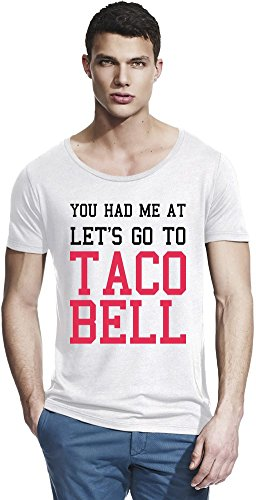 lets-go-to-taco-bell-funny-slogan-bamboo-wide-neck-t-shirt-x-large