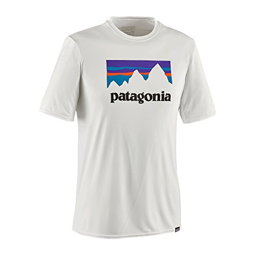 patagonia-t-shirt-uomo-white-m