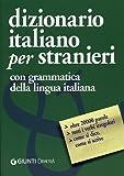 Image de Dizionario italiano per stranieri. Con grammatica