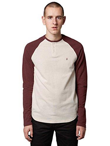 Altamont Herren Langarmshirt Portman Henley T-Shirt LS -