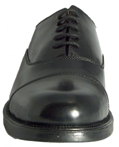 SCIMITAR Capped Oxford Cadet Shoes Cushion Insole UK 10