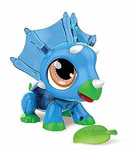 Build a Bot- Mascota-Robot Dinosaurio, Multicolor (Famosa 700013960)