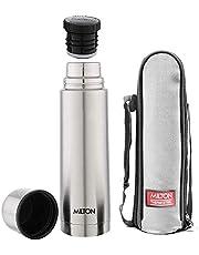 Milton Thermosteel Plain Lid 1000 Flask