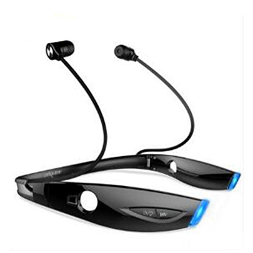 Drahtloses Sport-Bluetooth-Headset 4,0 läuft Stereo universellen Neck-Mounted Headset