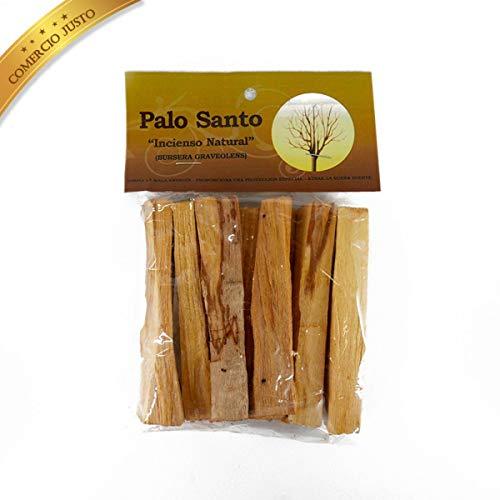 Palo Santo Incienso Natural Grande de Peru Varillas para Quemar Ambientador, Spirit, Native Rituals