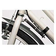 Hebie Lenkungsdämpfer-2154800000 Lenkungsdämpfer, schwarz, 5 x 5 x 3 cm