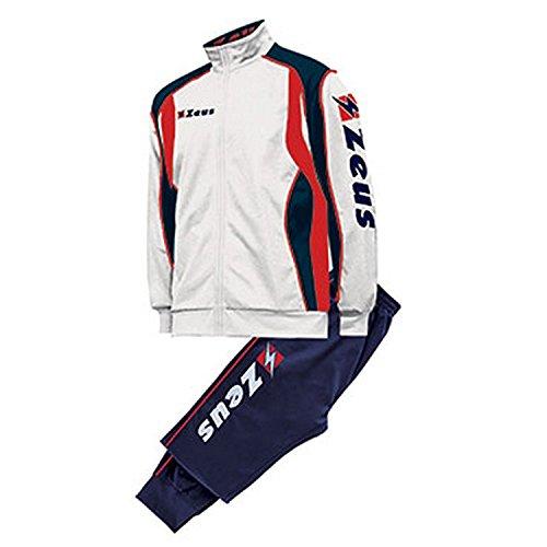 T-Shirt Promo Manica Corta Bianco Corsa Sport Uomo Staff Running jogging Allenamento Relax Calcio Calcetto Torneo Scuola Sport