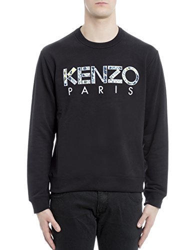 kenzo-mens-f755sw0004mb99-black-cotton-sweatshirt