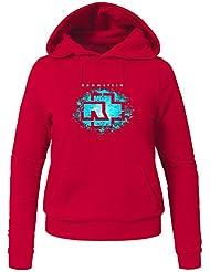 Rammstein Printed For Ladies Womens Hoodies Sweatshirts Pullover Outlet