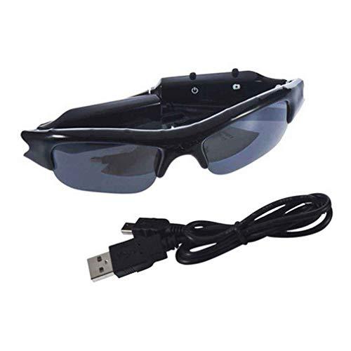 CaracteristicasMini DV DVR Sun cámara de los vidrios Video audio.Almacenamiento: No incluye tarjeta de memoria.Construido en una batería de litio que puede hacer un video más de una hora.Soporte de formatos de vídeo AVI, el apoyo de 30 cuadros por se...