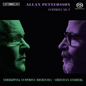 Pettersson: Symphony No. 9 [Christian Lindberg, Norrköping Symphony Orchestra] [BIS: BIS2038]