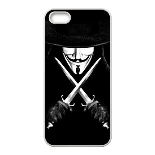 LP-LG Phone Case Of V for Vendetta For iPhone 5,5S [Pattern-6] Pattern-5
