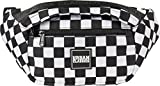 Urban Classics Top Handle Shoulder Bag Borsa a tracolla, 33 cm, Black/White (Multicolore) - TB2550
