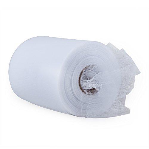 trixes-rotolo-6-x-100-yd-15-cm-x-9144-mt-di-tulle-bianco-decorativo-da-sposa-per-matrimonio-arco-nuz