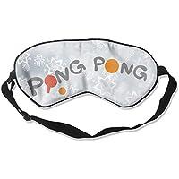 Ping Pong 99% Eyeshade Blinders Sleeping Eye Patch Eye Mask Blindfold For Travel Insomnia Meditation preisvergleich bei billige-tabletten.eu
