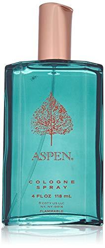 Aspen for Men by Jovan Eau de Cologne Spray 118ml - Aspen Spray