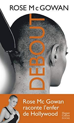 DEBOUT (HarperCollins) par Rose McGowan