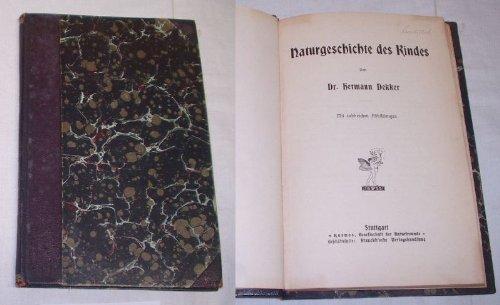 Bestell.Nr. 919447 Naturgeschichte des Kindes