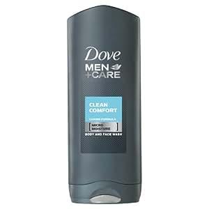 Dove Men Care - Douche Clean Comfort - 250 ml - Lot de 6