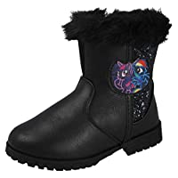 My Little Pony Girls Glitter Boots