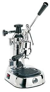 La Pavoni Europiccola Lever Espresso Machine, Chrome Base