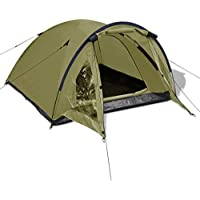 vidaXL Wurfzelt Pop Up Zelt Jump 2 Personen Campingzelt Trekkingzelt Festivalzelt