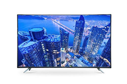Hyundai 127cm (50 inches) 4K Ultra HD Smart LED TV HY5085Q4Z25 (Black) (2018 Model)