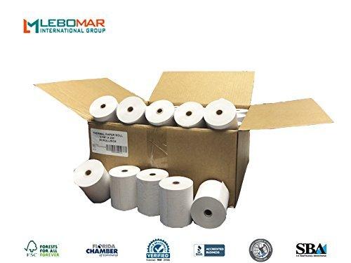 LEBOMAR 3-1/8 x 230' (Box of 50 ...