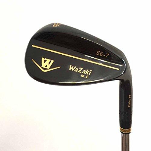 japan-wazaki-black-oil-finish-m-pro-forged-soft-iron-usga-r-a-rules-of-golf-club-wedge-56-degree-lof