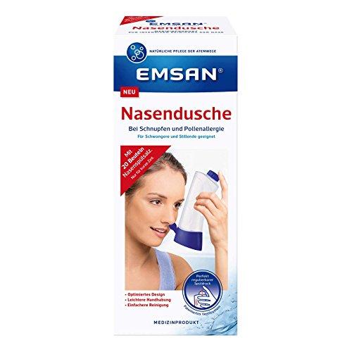 Emsan Nasendusche + Spülsalz 10 Beutel á 2,5g