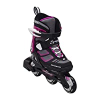 Rollerblade Spitfire G Inline Kids Skates - Black / Purple,  36.5 - 40.5 EU/  5 - 8 US