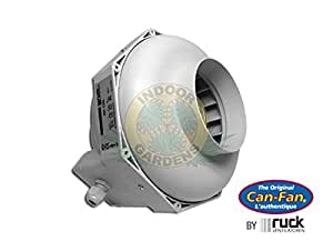 Extracteur Can-Fan by Ruck RK125 L - 0.3A/70w - 355m3