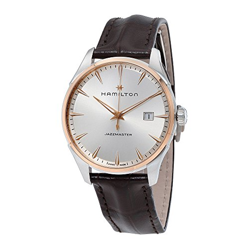 Hamilton h32441551 Jazzmaster Gent Men's Quartz Watch