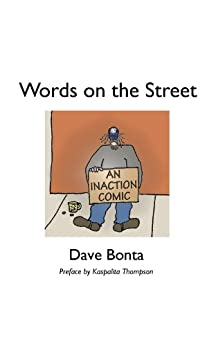 Words on the Street - An Inaction Comic (English Edition) von [Bonta, Dave]