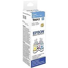 Epson EcoTank T6642 Cyan Ink Bottle 70 ml