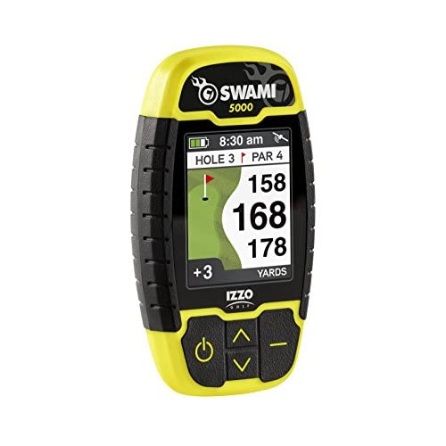 411HNx7BDKL. SS500  - Izzo Golf Swami 5000 GPS Rangefinder