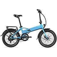Legend eBikes Monza 36V8Ah Bicicleta Eléctrica Plegable, 25 Km/h, Unisex Adulto,