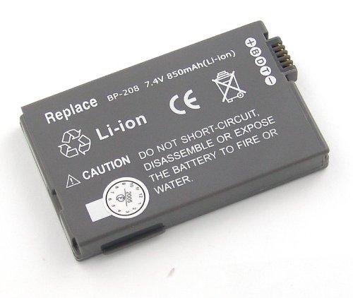 Batería compatible con Canon DC10, DC100, DC19, DC20, DC201, DC21, DC210, DC211, DC22, DC220, DC230, DC40, DC50, DC51, DC95, Elura100, FVM300, iVIS DC200, DC22, IXY DVS1, MVX1Si, MVX430, MVX450, MVX460, Optura S1, VIXIA HR10