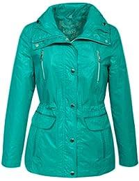 Klass Stripe Coat - Womans - BP4X5SP