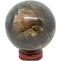 Eclectic Shop Uk Schmuckstein Labradorit Labradoreszenz Shamanen Kristallkugel mit Ständer – Divination Sphere... preisvergleich bei billige-tabletten.eu
