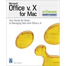 Microsoft Office V.X for MAC Power (Miscellaneous)