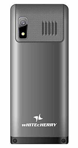 Surya WHITECHERRY Heavy Battery Dual Sim Mobile Phone in Grey Colour