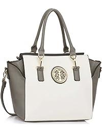 bcb08b381325 Ladies Women s Fashion Designer Celebrity Tote Bags Hot Selling Quality Faux  Leather Style Cross Body Handbag