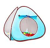 Tonsee Kinder Kids Portable Ocean Ball Pit Pool Spielhaus draußen Indoor-Baby Spielzeug Spiel Zelt Playhut Faltbare Zelt für Geschenk