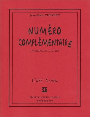 Numéro complémentaire par Jean-Marie Chevret