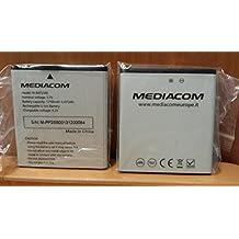 MEDIACOM Batteria Originale per Phonepad Duo S500 2 Pz