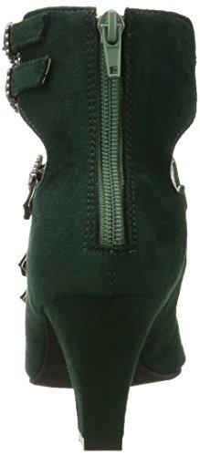 Andrea Conti - 3004501, Scarpe col tacco Donna Verde (Tanne)