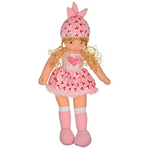 Mohit's Eva Candy doll, Pink (22 inch)