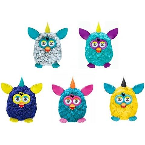 Hasbro Furby Cool Asst - juguetes de peluche (Azul, Amarillo, Niño/niña, AA, Caja)